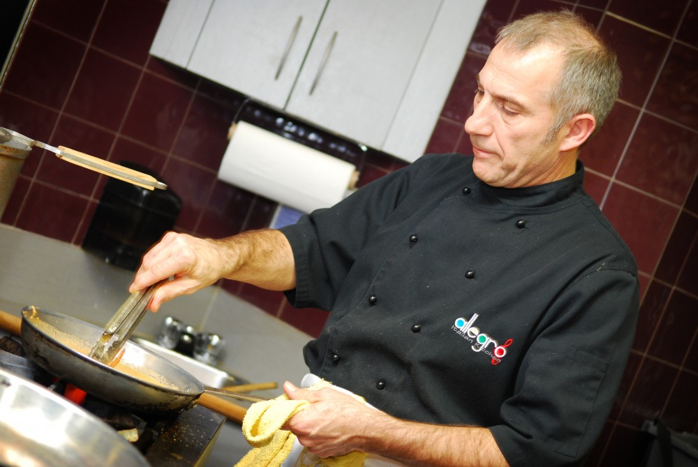 Allegro Italian Kitchen West Menu